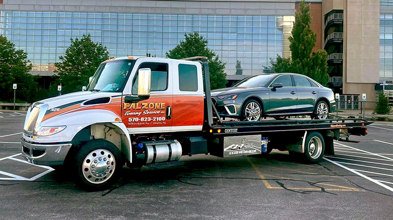 Falzones towing is a great career choice!